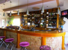 Business cafe for rent in Tigaki, Kos